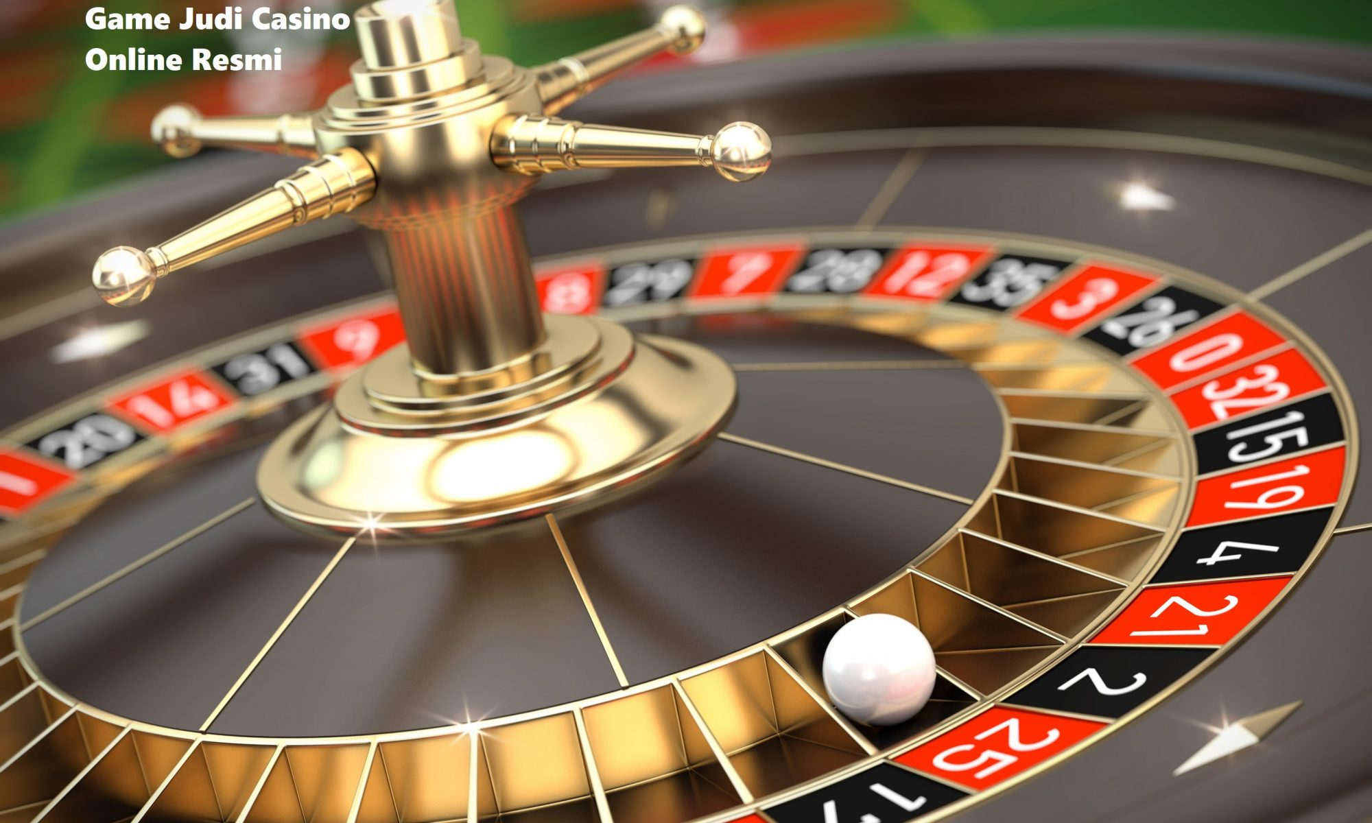 Game Judi Casino Online Resmi