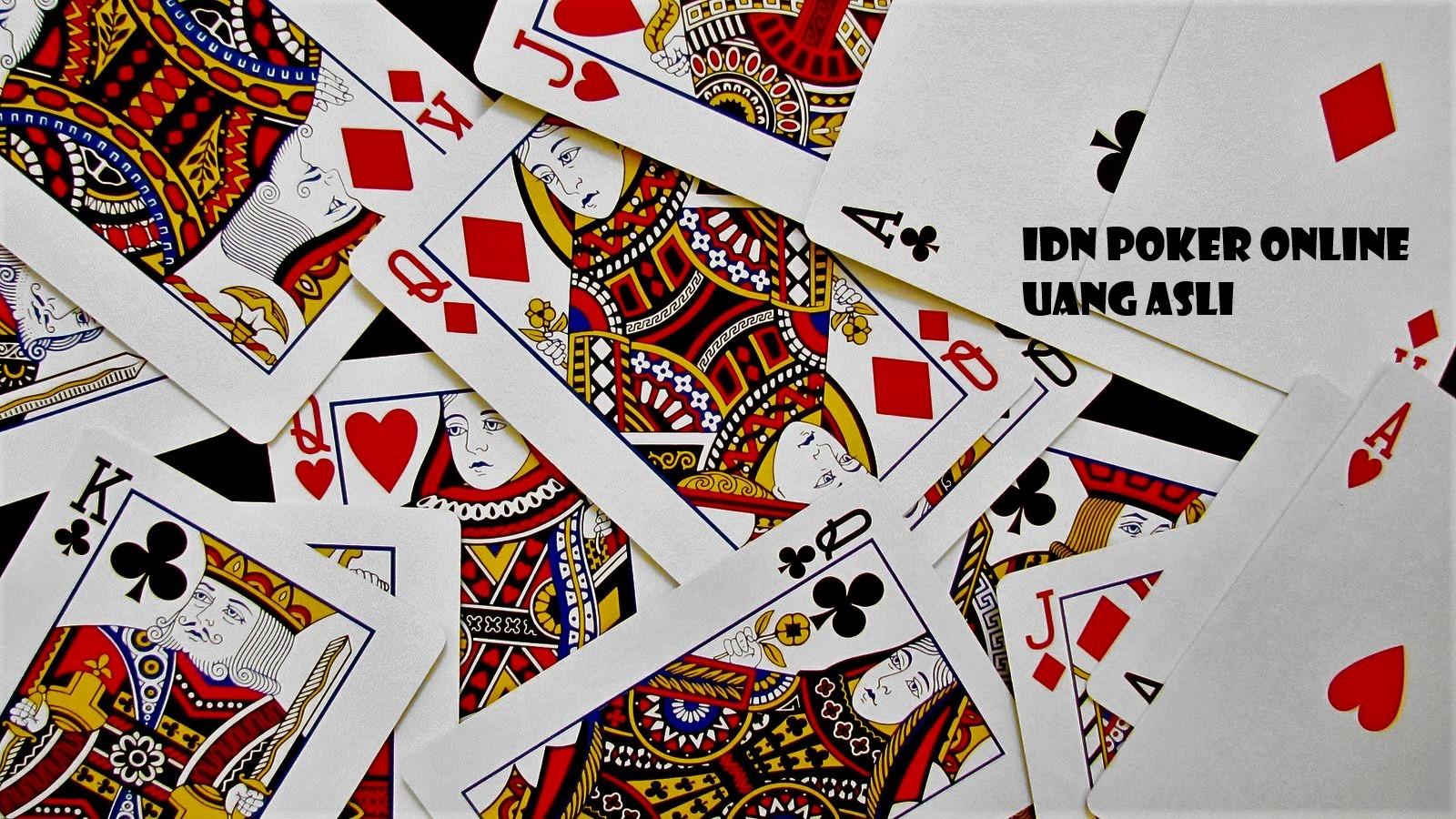 Main IDN Poker Online Terkini